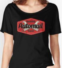 Rockbell Automail Repair Women's Relaxed Fit T-Shirt
