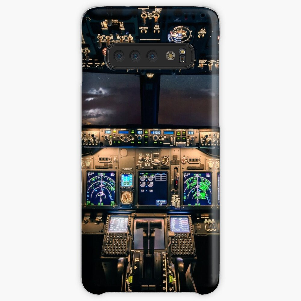 Stormfront ahead Cases & Skins for Samsung Galaxy