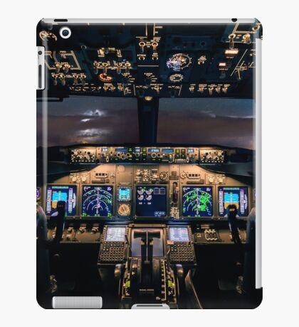 Stormfront ahead iPad Case/Skin