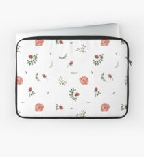 flowers watercolor  Laptop Sleeve