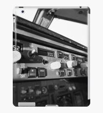 The autopilot iPad Case/Skin