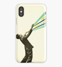 The Power of Magic iPhone Case