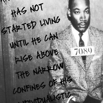 Martin Luther King Jr by dabear