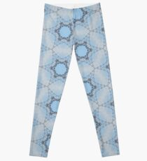 Barbed Wire Stars Leggings