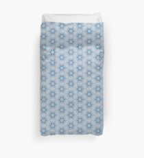 Barbed Wire Stars Duvet Cover
