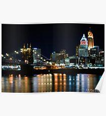 Refurbished Cincinnati Poster