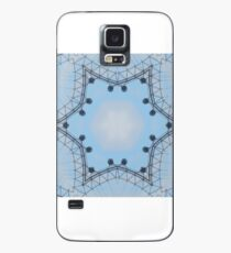 Wire Stars Case/Skin for Samsung Galaxy