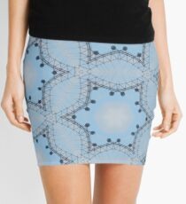 Wire Stars Mini Skirt