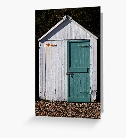 The Hut Greeting Card
