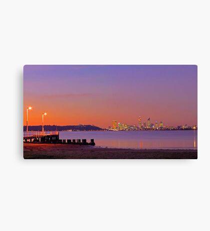 Perth - Western Australia  Canvas Print