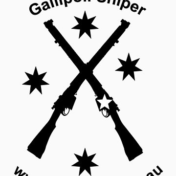 Billy Sing- Gallipoli Sniper by NemesisGear
