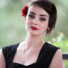 Thalia in the Gazebo by SunseekerPix