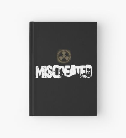 Miscreated Design 2 Black (Official) Hardcover Journal
