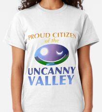 Proud Citizen of the Uncanny Valley Classic T-Shirt