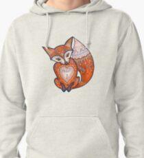 Mr Fox 6 Pullover Hoodie
