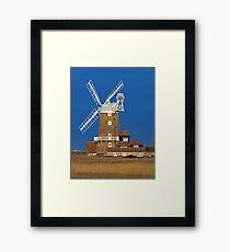 Cley Mill Framed Print