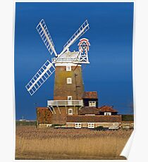 Cley Mill Poster