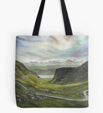 Bealach na Ba. Applecross Tote Bag
