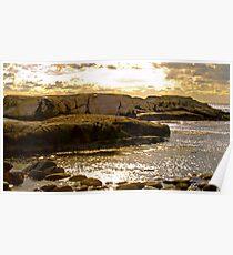 Rye Rocks Poster
