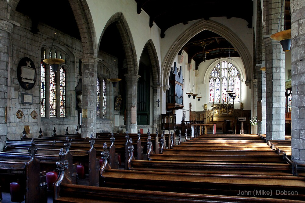 Churches in Yorkshire by John (Mike)  Dobson