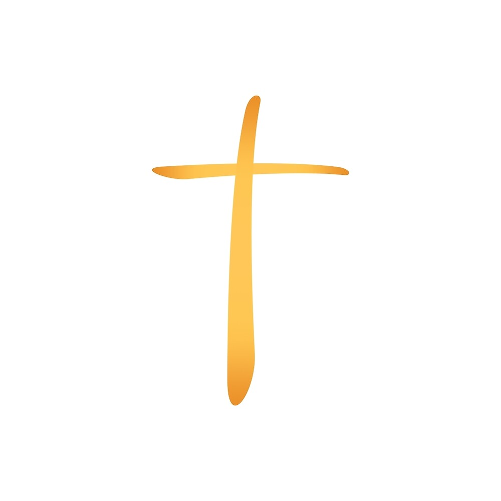 Latin Christian Cross by peculiardesign