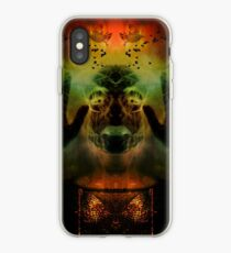By the light of MY cauldron iPhone Case