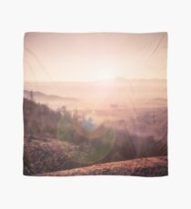Outback Sunrise (full widescreen panorama) Scarf