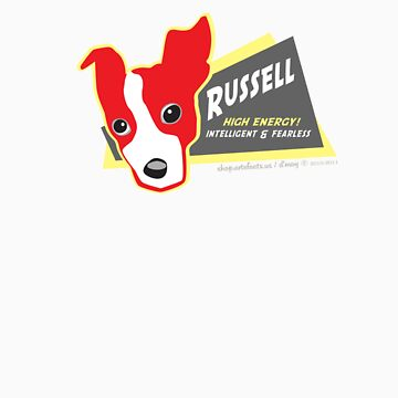 russell 2 by artefacts