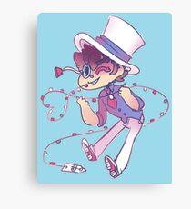 Kaito Kid Canvas Print