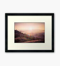 Outback Sunrise (3:2 standard view) Framed Print