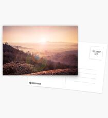 Outback Sunrise (3:2 standard view) Postcards