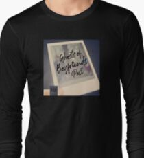 Ghosts of Boyfriends Past Cover Long Sleeve T-Shirt