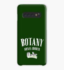 Botany Solves Crimes - MITLOO Case/Skin for Samsung Galaxy