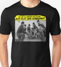 Dress Like Slater; Play Like Screech Unisex T-Shirt