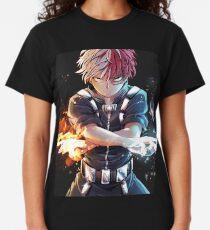 Todoroki BNHA Classic T-Shirt