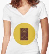 Wie ich deine Mutter Icon getroffen habe Shirt mit V-Ausschnitt