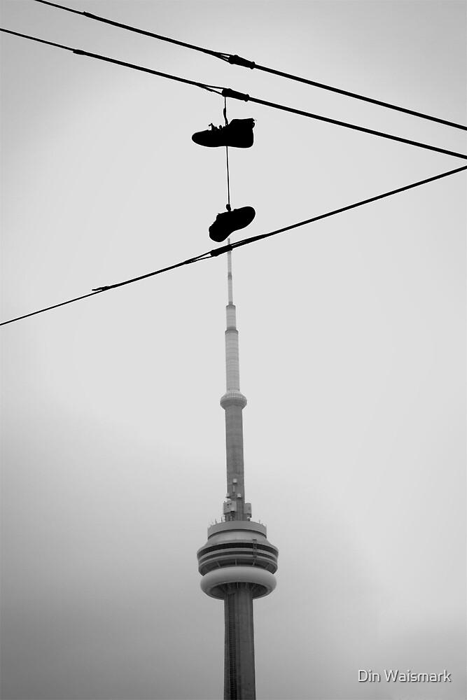Skyline Shoes by Din Waismark