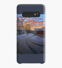 """Sunrise in the Center"" by Reed Prescott Case/Skin for Samsung Galaxy"