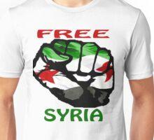 FREE SYRIA T-Shirt Unisex T-Shirt