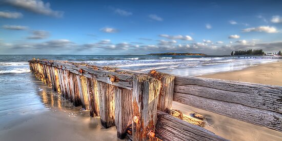 Beachscape Delight by Shannon Rogers