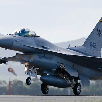 F16 - Takeoff by wolfcat