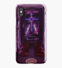 Salt Mine Cathedral iPhone Case
