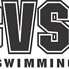 CVST Swimming Black Logo by CVSTswimming