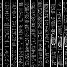 We Love hieroglyphs by Starzology