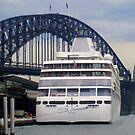 Silver Shadow in Sydney by Neville Gafen