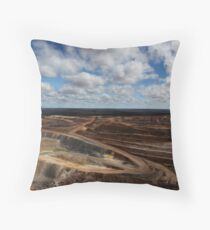 Tallering Peak ~ Mullewa WA Throw Pillow