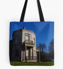 Ragman House Tote Bag