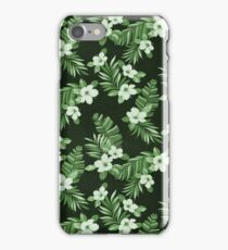 White Pedals 2 iPhone Case/Skin