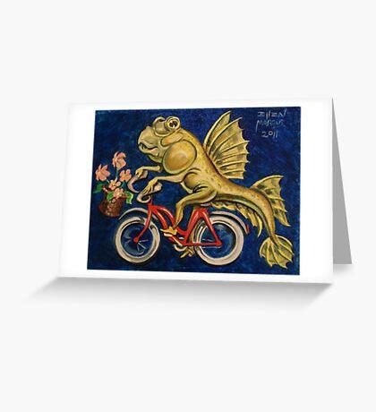 mudskipper Greeting Card
