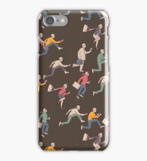 hurry up! iPhone Case/Skin